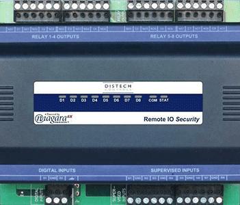 Distech Controls Security Remote IO Module