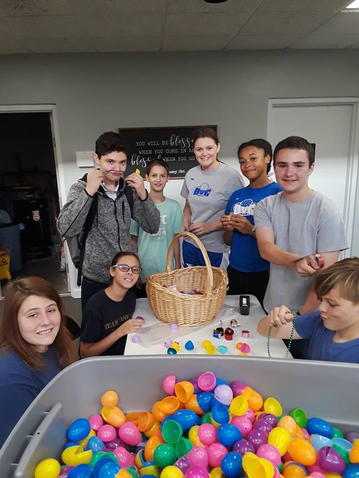 teens eggs