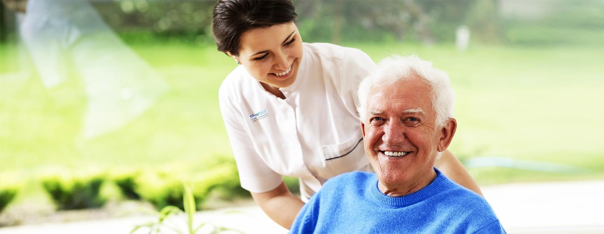 senior caregiving Los Angeles