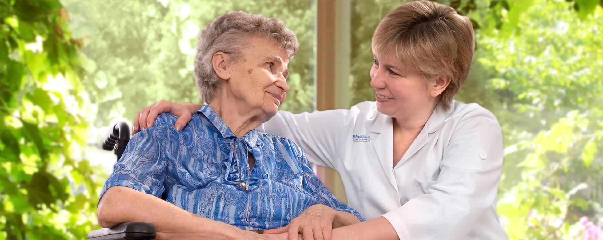 Orange County caregiver