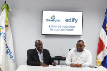 Acuerdo entre Sinergia y Edify