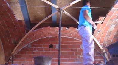 Guastavino company vaulted ceilings
