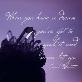 When You Have a Dream
