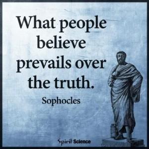 Wisdom of Sophocles