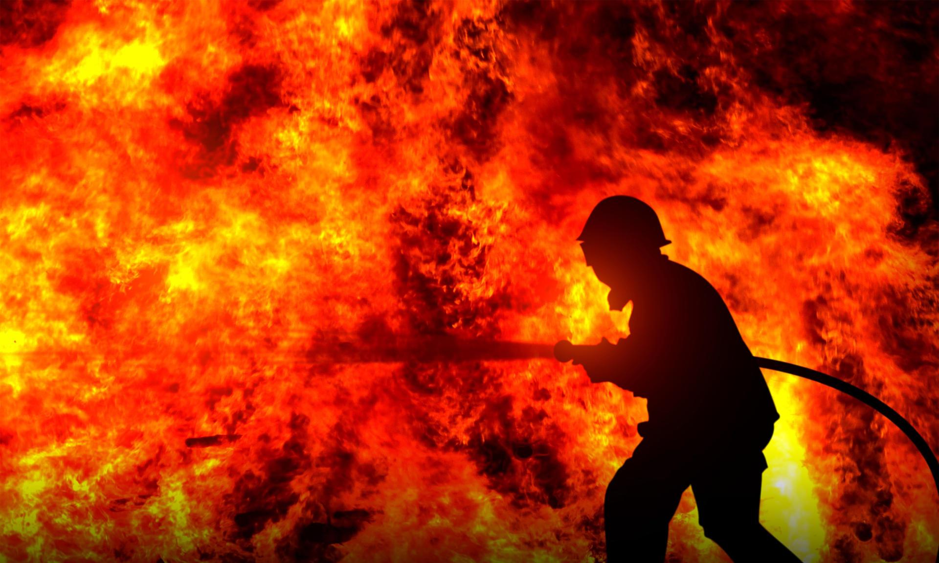 Los incendios forestales de California