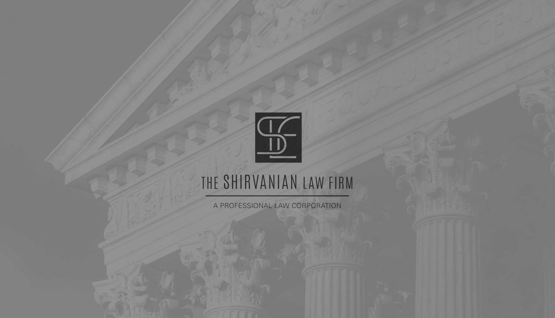 Shirvanian Law Firm
