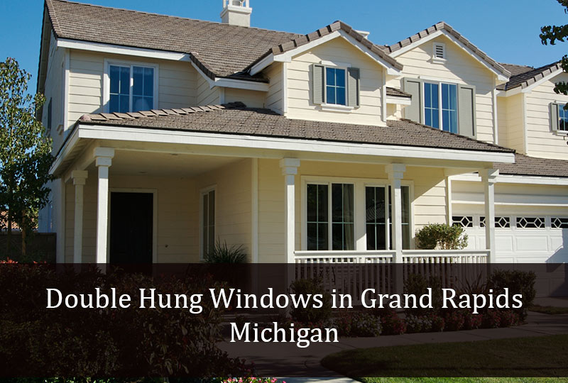 Double Hung Windows in Grand Rapids Michigan 2