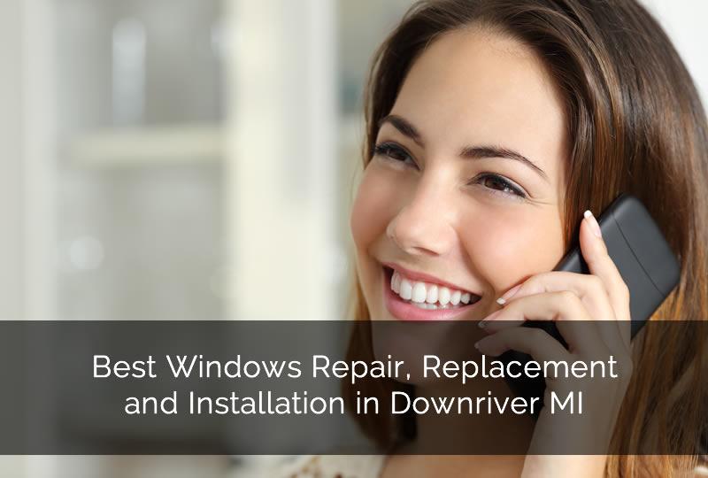 Home Windows in Downriver Michigan