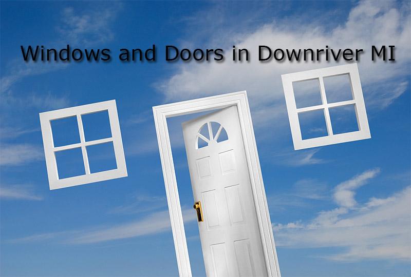 Windows and Doors in Downriver Michigan
