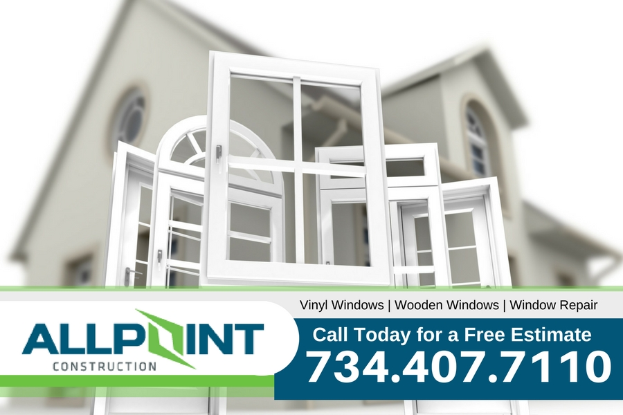 Home Remodeling with Vinyl Replacement Windows in Dearborn Michigan