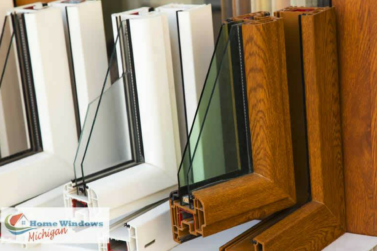 Wooden Vinyl Windows Michigan