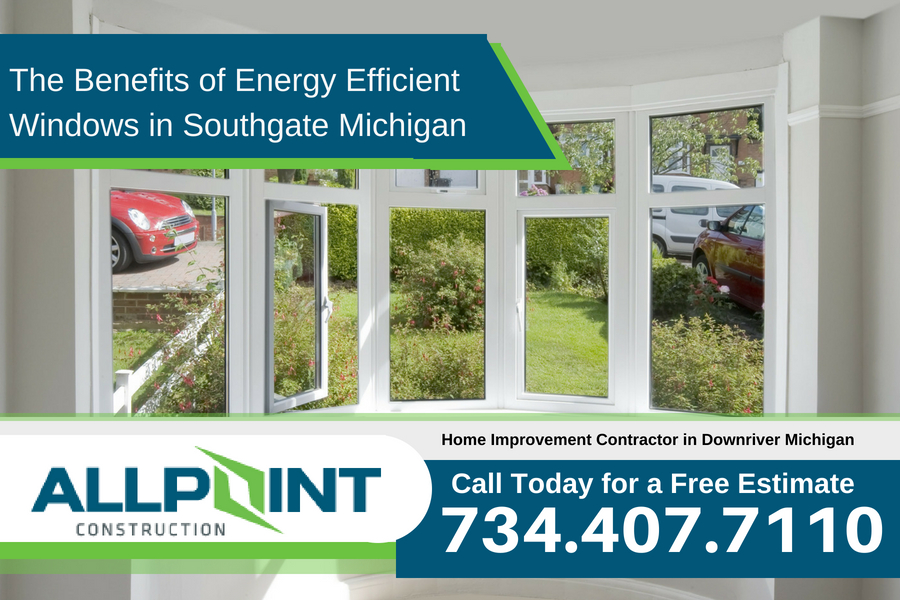 The Benefits of Energy Efficient Windows in Southgate Michigan