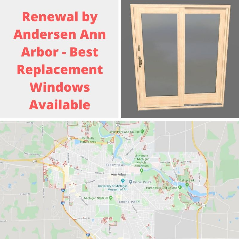 Renewal by Andersen Ann Arbor - Best Replacement Windows Available