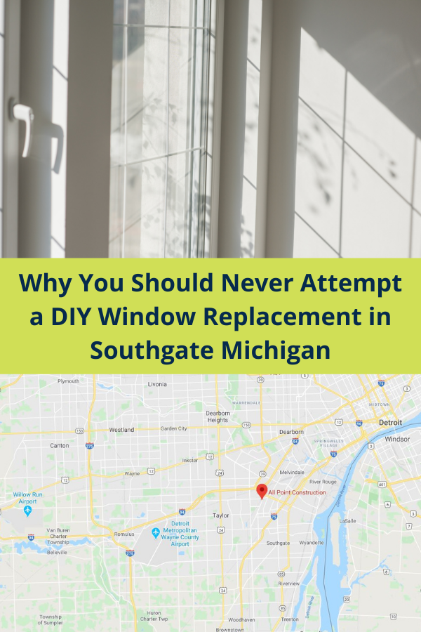 Vinyl Replacement Windows in Southgate Mi