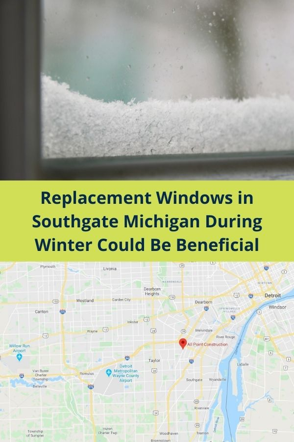 Replacement Windows in Southgate Mi