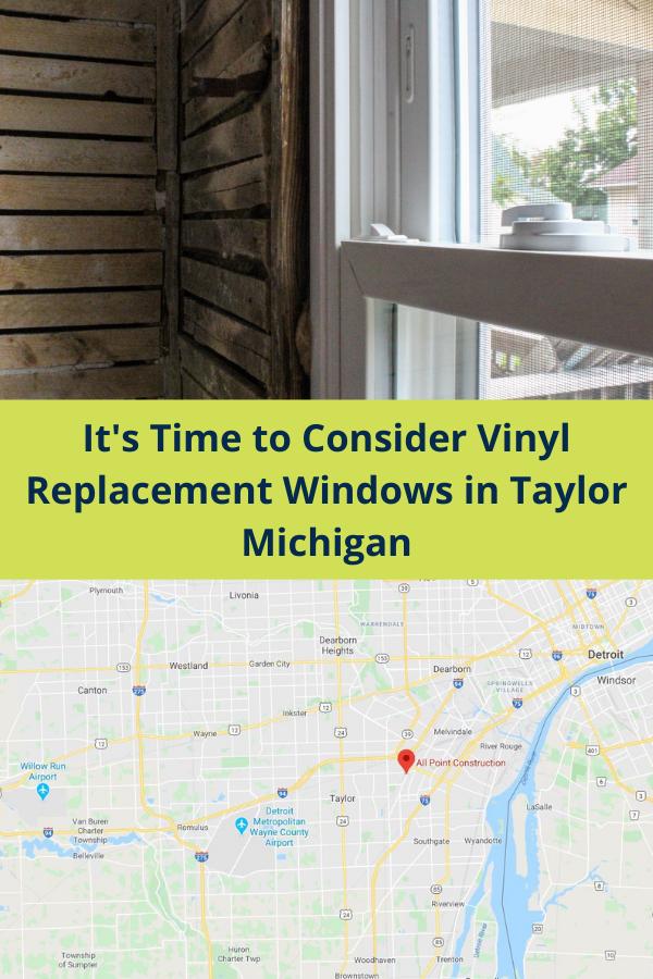 Replacement Windows Taylor Mi
