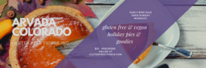 Holiday pie sale