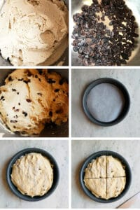 How to make Irish Soda Bread - Steps
