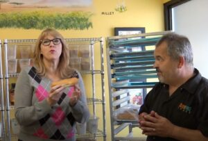 Gluten Free Things John Irvin interviewed by Mandy McConnell