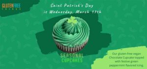 St. Patricks Day Themed Cupcakes