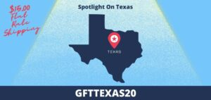 Send the gift of gluten free to TEXAS