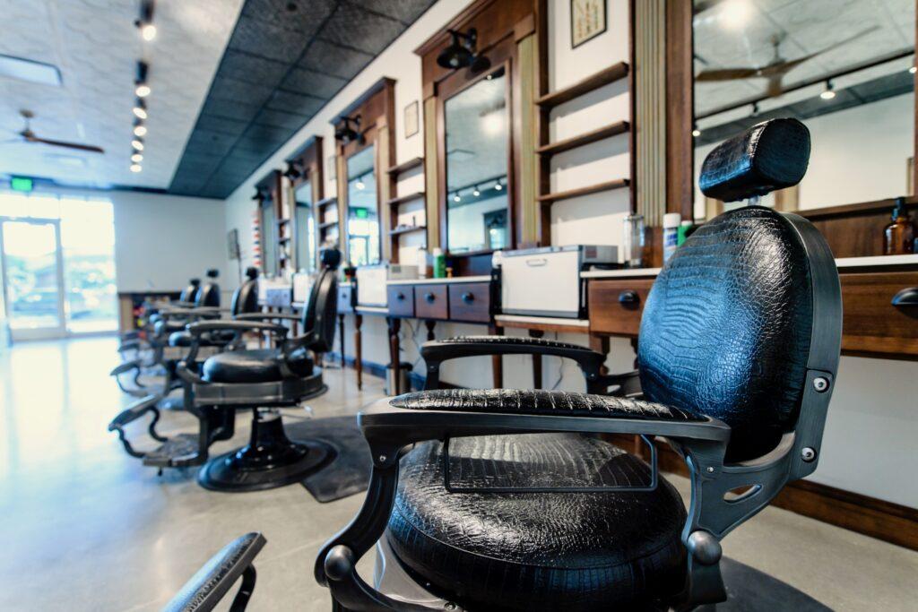 Blades Co barber shop in Walnut Creek, CA