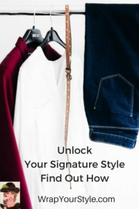 Signature Style Simple Wardrobe