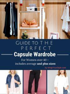 Cover to Capsule Wardrobe eBook