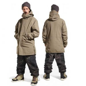 Thirtytwo Lodger Parka 2020