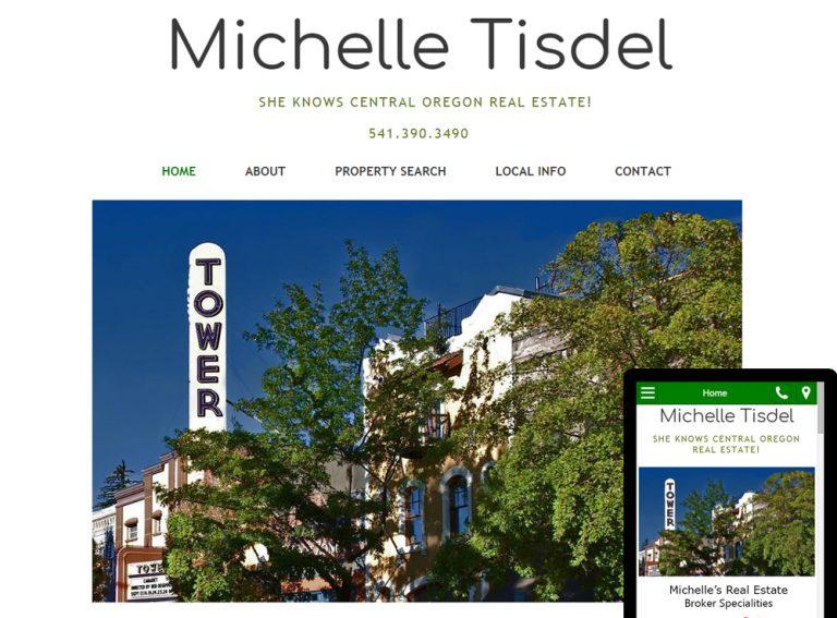 Michelle Tisdel Real Estate Broker