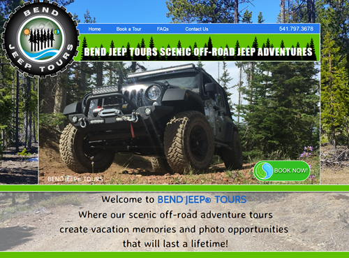 Bend Jeep Tours