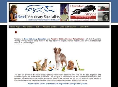 Bend Veterinary Specialists