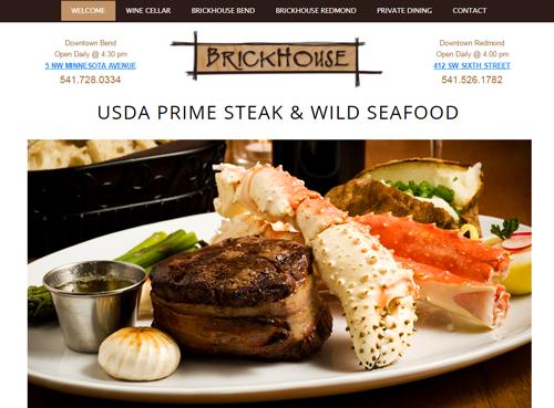 Brickhouse Steakhouse