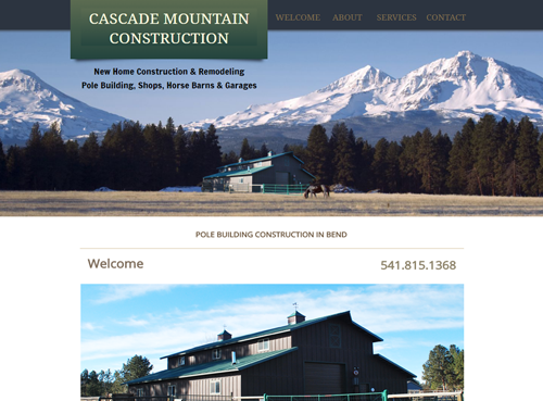 Cascade Mountain Construction