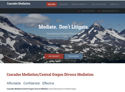 Cascades Mediation