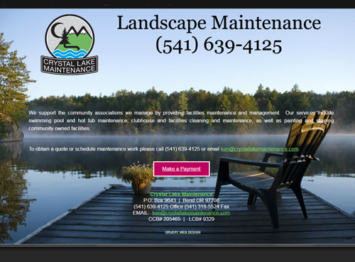 Clear Lake Maintenance