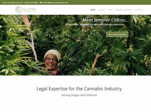 Clifton Cannabis Law
