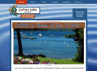 Cultus Lake Resort