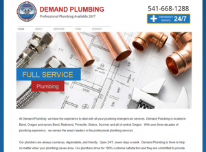 Demand Plumbing
