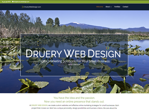 Druery Web Design 2017 Celebrating 10 Years!