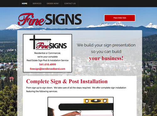 Fine Signs