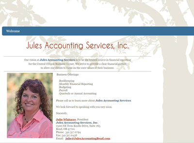 Jules Accounting