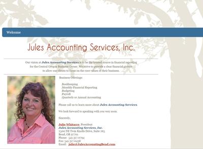 Jules Accounting