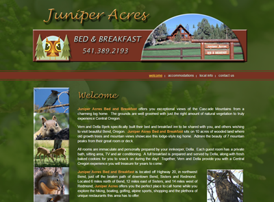 Juniper Acres Bed & Breakfast