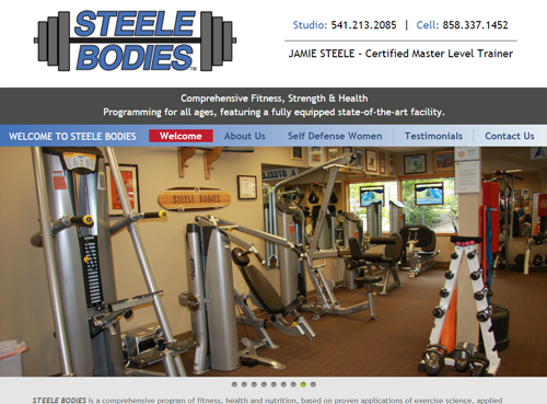 Steel Bodies Personal Training