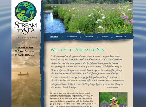 Stream to Sea