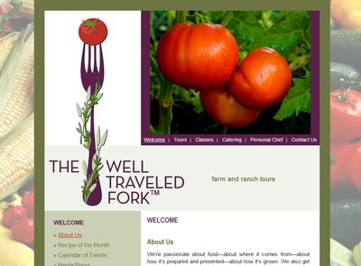 The Well Traveled Fork