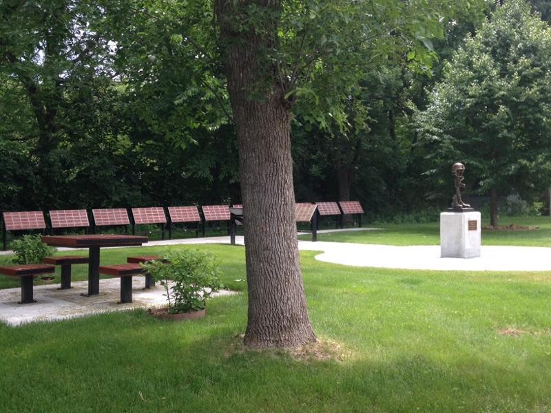 Veterans Memorial Park, Lake St. Croix Beach, MN