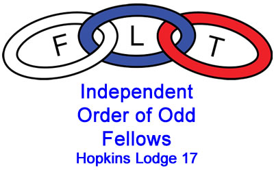 Independent Order of Odd Fellows Hopkins Lodge 17