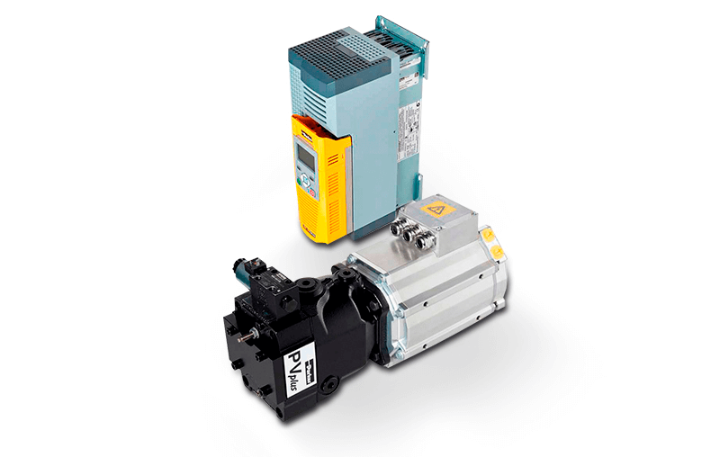 DCP - Drive Controlled Pump